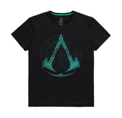 Assassin's Creed T-Shirt Crest Grid