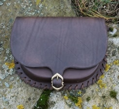 FROBERT Leather Belt Bag