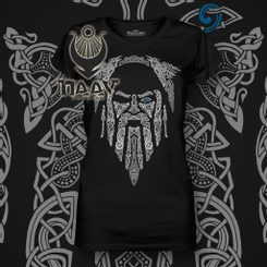 ODIN, Viking Ladies T-shirt
