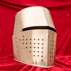 GREAT TEMPLAR HELMET
