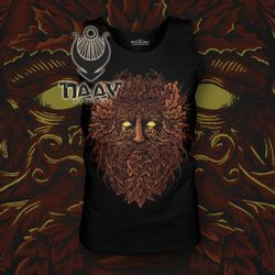 OAK MAN, Sleeveless T-Shirt