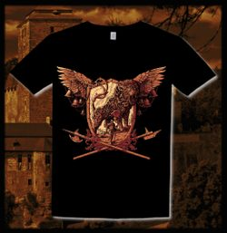 WARRIOR's SPIRIT, T-Shirt, Naav