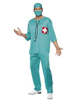 DOCTOR - COSTUME RENTAL
