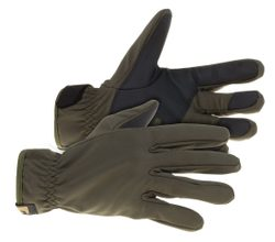 Gloves Softshell Green Clawgear