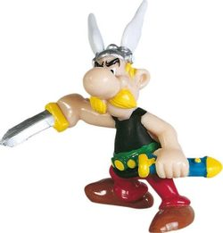 Asterix with Sword, figure