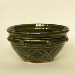 Green BOWL middle size
