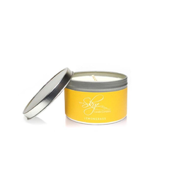 Lemongrass Travel Container, scented candle