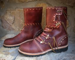 HERSIR, Viking High Boots