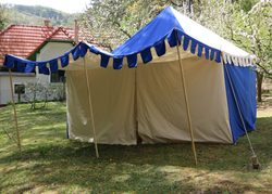 LARGE MEDIEVAL TENT, for rental