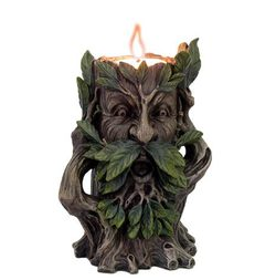 Tree Spirit, Tealight Holder