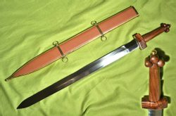 SPATHA with scabbard