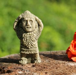 Xipe-Totec, small, Aztec God