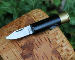 KNIFE Antonini 12 Gauge Schwarz