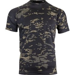 Mesh-Tech T-Shirt VCAM Black