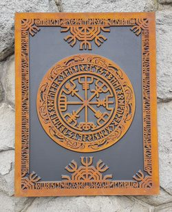 VEGVÍSIR, Wall Decoration