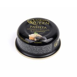 Sea bream and sea bream cream with truffles 95 g - Adriatic Queen