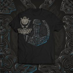 MJÖLLNIR men's T-Shirt Naav