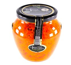 Ajvar fine with eggplant - Natura secret - 540 g