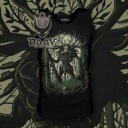 LESHY, sleeveless T-Shirt