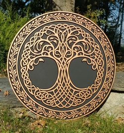 CELTIC TREE OF LIFE, Wall Decoration