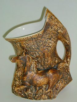 HORSE, Ceramic pitcher