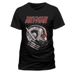 Antman And The Wasp - Ant Profile, T-shirt, unisex, black