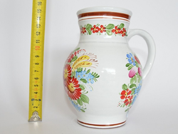 JUG, small, traditional ceramics from South Bohemia