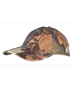 Junior Stealth Baseball Hat, English Oak