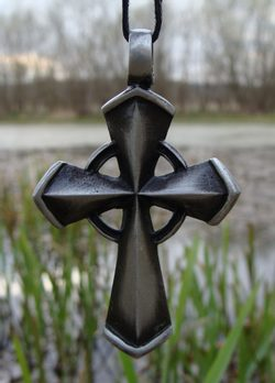 CELTIC CROSS, metalwear pendant