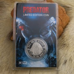 PREDATOR Collectable Coin Limited Edition