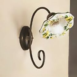 HELIA Ceramic Wall Lamp 2213-A