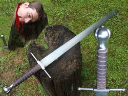 German Executioners Sword
