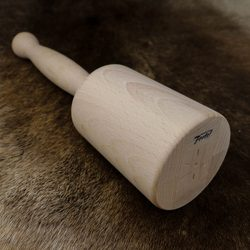 Wooden Carpenters Mallet