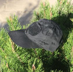 Tactical Baseball Cap Black