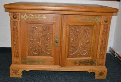 MEDIEVAL CHEST, rental