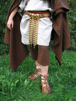 BRACAE - BRACCAE - roman trousers - ROMAN CLOTHING - DRESS