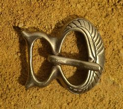 VIKING ARMOUR BUCKLE