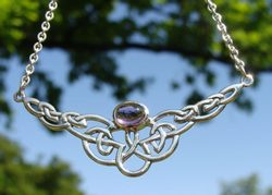 MAEVE, silver necklace, Ag 925, 11 g