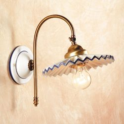 ADRIA Ceramic Wall Lamp 2048-1