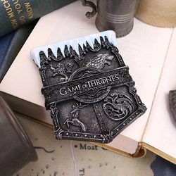 Game of Thrones Ice Sigil House Mascot Fridge Magnet