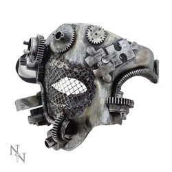 Mechanische Phantommaske, Steampunk