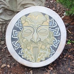 GREENMAN Shamanic Frame Drum - ø 40 cm