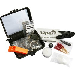 Survival Kit Black Viper