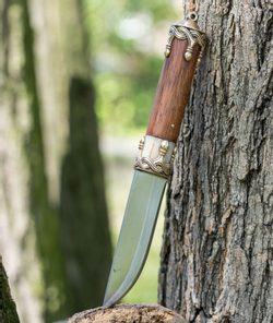 LEIF, forged Scandinavian knife