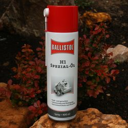Ballistol H1 spray for food industry, 400 ml
