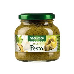 Green pesto 185 g - Natureta