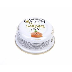Sardine cream 95 g - Adriatic Queen