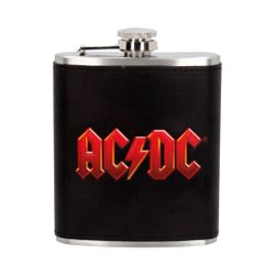 ACDC Hip Flask 7oz