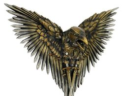 BLADE RAVEN, wall decoration