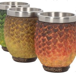 Dragon Egg Shot Glasses, Game of Thrones